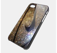 Sparkly iPhone case basketball nike
