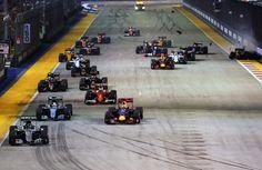 F1第15戦シンガポールGP