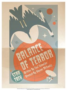 Star Trek Retro Episode Posters, set #2 now in stock! (Charlie X, Balance of Terror, And the Children Shall Lead, Wink of an Eye)