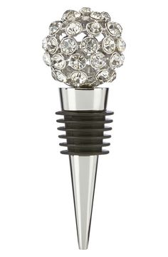kate spade new york 'two of a kind' jeweled bottle stopper available at #Nordstrom