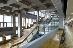Воплощение минимализма в архитектуре в проекте здания библиотеки