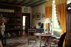 Chambre d'hôte Château de Chambiers #chambre #chateau #acoommodation