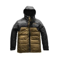 af1b54e7904 Men s The North Face Gatebreak Down Jacket - Beech Green TNF Black Jackets  Down Ski