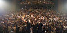 Thank you Sapporo!!! You were AMAZING! :) @Meghan Larson @lukasulic @DusanKranjc