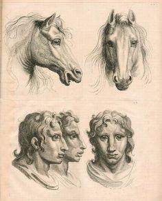 MUTANTS AND MAGIC: The Beastmen Drawings of Charles Le Brun