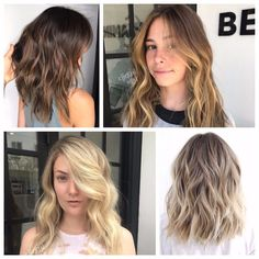 natural looking hair colors for 2018