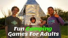 Best Fun Camping Games for Adults | THE DAILY CAMPING