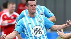 League Cup: Institute 1-2 Warrenpoint Town