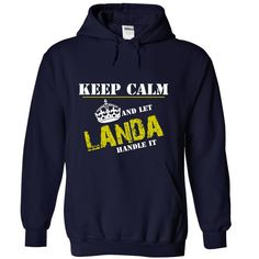 For more details follow here http://www.sunfrogshirts.com/Let-LANDA-Handle-It-2434-NavyBlue-7409778-Hoodie.html?8542