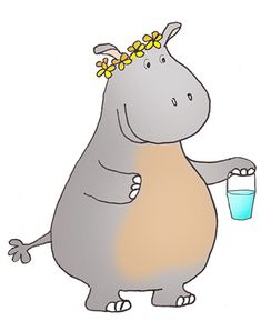 find this pin and more on hippo pictures