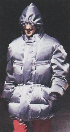 """Issey Miyake Men Fall/Winter 1996 """