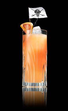 Palomaloha with Captain Morgan® Grapefruit Rum