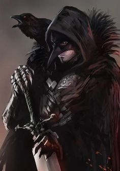 Raven Lord, the Raven Queen's Chosen