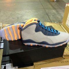 "1fbcf06493a Air Jordan X (10) Retro ""Bobcats"" Release Info Buy Jordans"