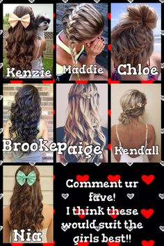 Made by me. @#KenzieBooLover!!!!!