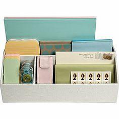 1000 images about craft room on pinterest martha - Martha stewart desk organizer ...