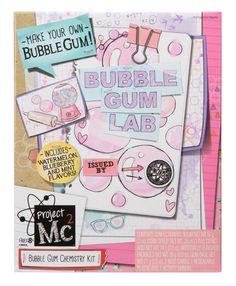 Amazon.com: Project Mc2 Bubble Gum Chemistry: Toys & Games