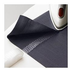 IKEA - SY, Iron-on hemming strip, Makes it easy to hem fabrics without sewing. For heavier fabrics you can use two strips, side by side.