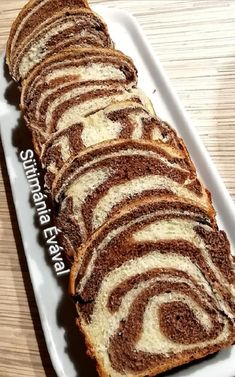 Bread Dough Recipe, Ring Cake, Baking And Pastry, Baked Goods, Cake Recipes, Deserts, Food And Drink, Banana Bread, Snacks