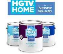 Sherwin-Williams Emerald® Exterior Acrylic Latex Paint - Backed by ...