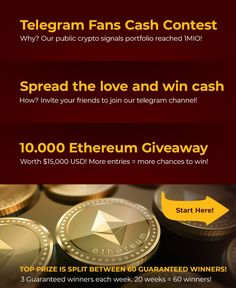 Telegram channel Cash Contest