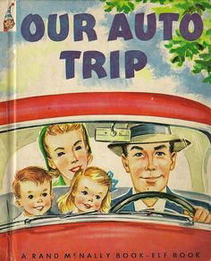 Rand McNally Elf Book  Written by Marian Edsall  Illustrated by Dorothy Grider  Copyright 1952