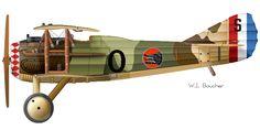 SPAD S-XIII - 1917