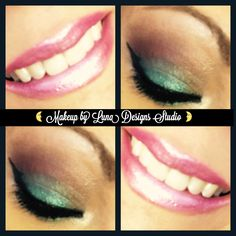 "Makeup by Luna Designs Studio ""Let Luna Create a Beautiful Work of Art For You or On You"" #LoveMyLuna"