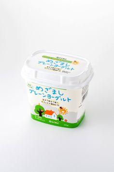 Plain yogurt / めざましプレーンヨーグルト