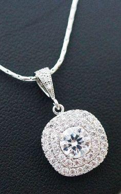 Wedding Jewelry Bridal Jewelry Bridal Necklace