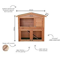 Bentley Pets Large Two Storey 2 Tier Outdoor Rabbit Hutch House Guinea Pig Built In Run Cage With Ramp Bentley Pets http://www.amazon.co.uk/dp/B00MM1K9N8/ref=cm_sw_r_pi_dp_9Yvowb0JF1808
