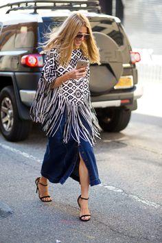 La cultura del jean en días de fashion week | Bloc de Moda: Noticias de moda, fashion y belleza Primavera Verano BAFWEEK