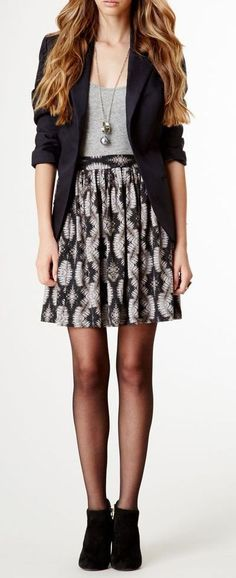 Perfect for work, I love everything about this skirt
