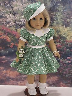 Susies-18-Doll-Clothes-Fit-American-Girls-Kit-Molly-Julie-Saige-Caroline Sold 3/12/14 for $19.45.