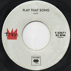 Play That Song - Train