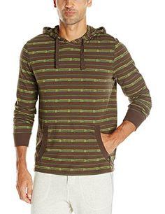 fe4b93b2822b96 Amazon.com: prAna Men's Setu Hoodie, Large, Dusty Pine: Sports & Outdoors