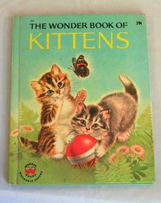 The Wonder Book of Kittens