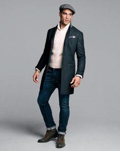 Fall's Best Coats Under $400 Photos | Topcoat: GQ  Mens Fashion | #MichaelLouis - www.MichaelLouis.com