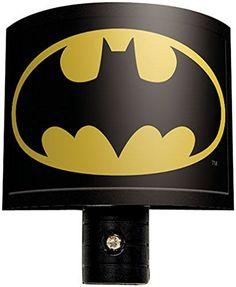 bac11f69e6d Ata-Boy DC Comics Batman Logo Nite Lite Ata-Boy http