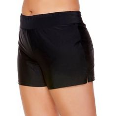 286bad3d93758 Collections by Catalina Women s Plus-Size Full Coverage Boy shorts Swimsuit  Bottom - Walmart.