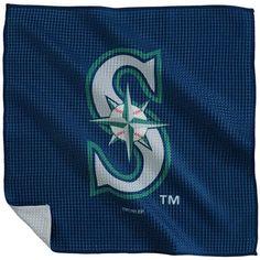 "Seattle Mariners 16"" x 16"" Microfiber Towel"