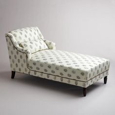 One of my favorite discoveries at WorldMarket.com: Kanta Chaise