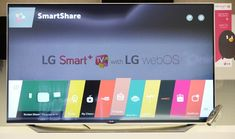 The usual pre-CES flood of information is under way, and LG is announcing details of the webOS 2.0 environment its smart TVs will ship with in 2015. Impr