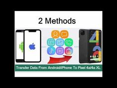Transfer Data From Android or iPhone To Google Pixel 4a or 4a XL Data Recovery, Text Messages, Android, Iphone, Learning, Google, Studying, Teaching, Texting