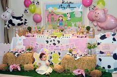 Farm animals birthday party Birthday Party Ideas | Photo 1 of 11