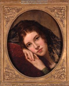 Frances Elizabeth Appleton Longfellow. Item # 15479 on Maine Memory Network