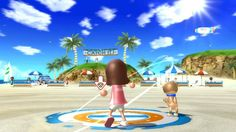 Set off on a journey to a tropical island where an array of fun activities await. In Wii Sports Resort, the sequel to the engaging Wii Sports, you'll discover a wide range of new sports and activities you can play anytime. Go head-to-head with your f Old Internet, Wii Sports, Childhood Games, Childhood Memories, Island Theme, Video Game Reviews, Ds Games, Disney Christmas, Fun Activities