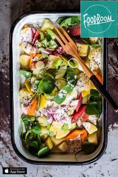 Lass uns Grober Kartoffelsalat machen!