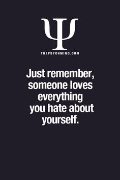 .. I can't believe this.. But when I ponder on it find it to be true. Like we can't be sure on Our part.. But when we see others we are attracted or somewhere inspired by their behaviour..and it could be so as... That person may hate that particular habit or so...