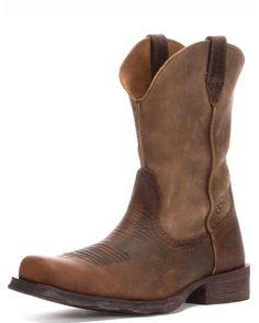 Men's Rambler Square Toe Boot, Earth